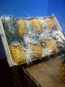 ananas profumati